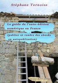 autoédition autopublication
